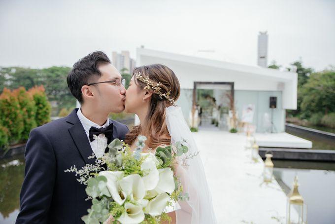 Soenwono & Marsha by Password Wedding Organizer - 029