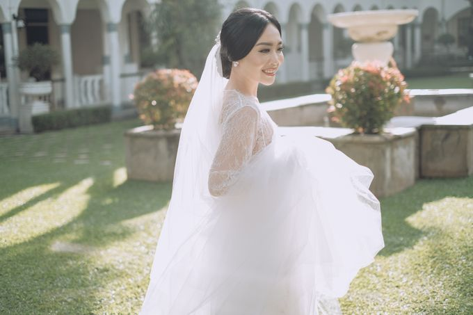 Wedding Of Soepartono & Francesca by All Occasions Wedding Planner - 025