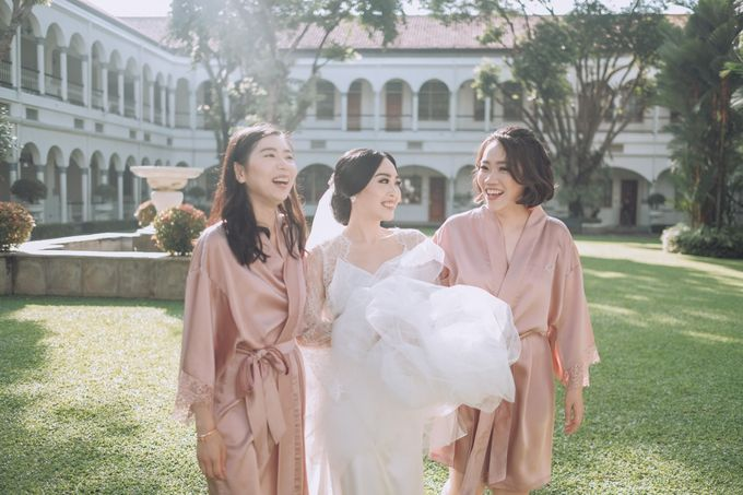 Wedding Of Soepartono & Francesca by All Occasions Wedding Planner - 032