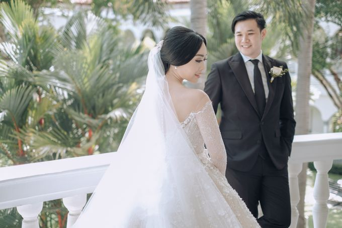 Wedding Of Soepartono & Francesca by All Occasions Wedding Planner - 010