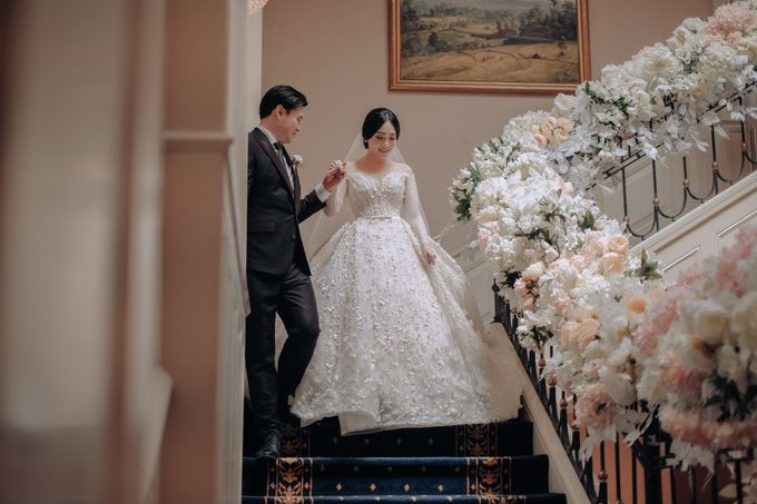 Wedding Of Soepartono & Francesca by All Occasions Wedding Planner - 008