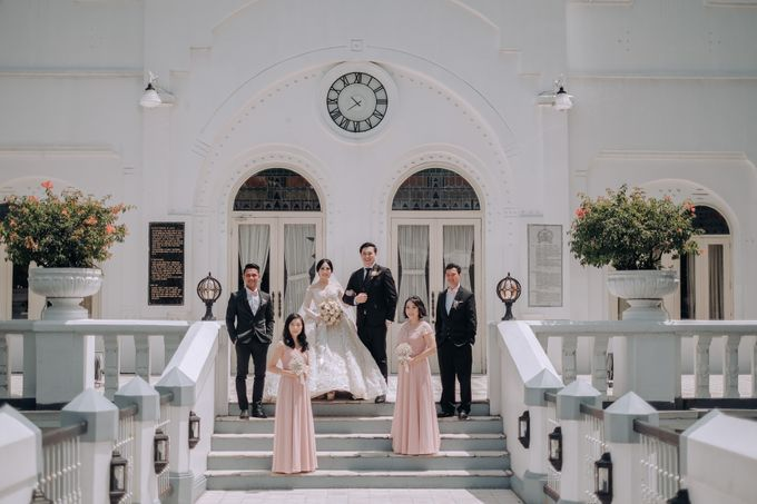 Wedding Of Soepartono & Francesca by All Occasions Wedding Planner - 001