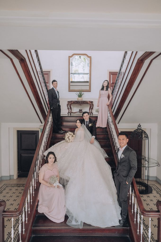 Wedding Of Soepartono & Francesca by All Occasions Wedding Planner - 003