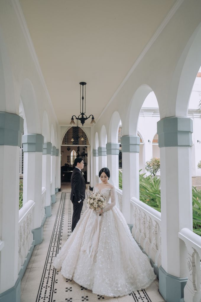 Wedding Of Soepartono & Francesca by All Occasions Wedding Planner - 007