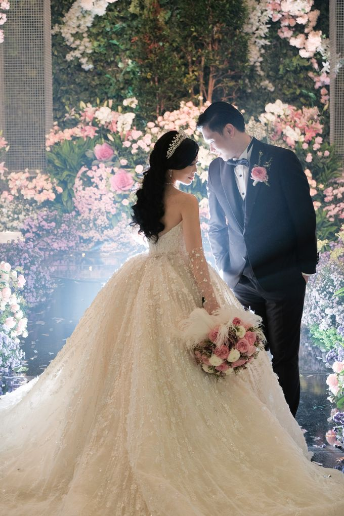 Wedding Of Soepartono & Francesca by All Occasions Wedding Planner - 029