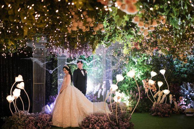 Wedding Of Soepartono & Francesca by All Occasions Wedding Planner - 018