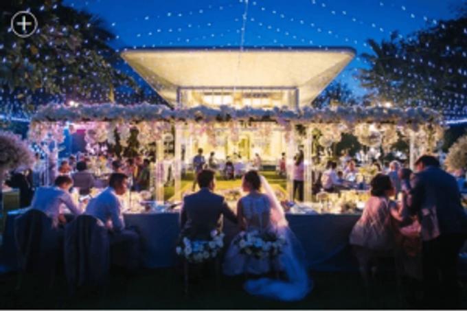 Wedding is Magnifique Sofitel Bali Nusa Dua fo 50 pax by Chroma Wedding - 002
