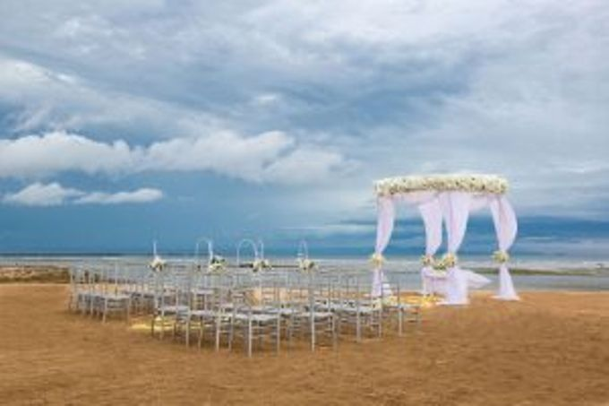 Wedding is Magnifique Sofitel Bali Nusa Dua fo 50 pax by Chroma Wedding - 003