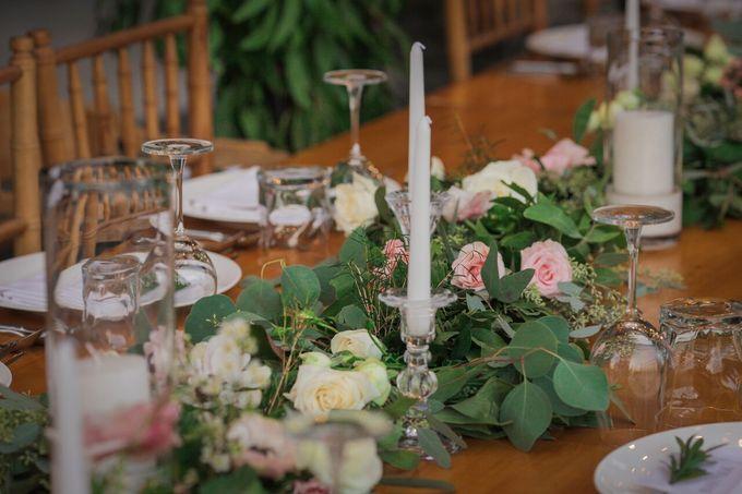 Sweet Garland Dinner by CITTA Wedding - 022
