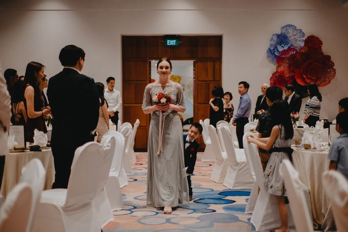 Wedding Day - Yu Jie & Ashley by Smittenpixels Photography - 006