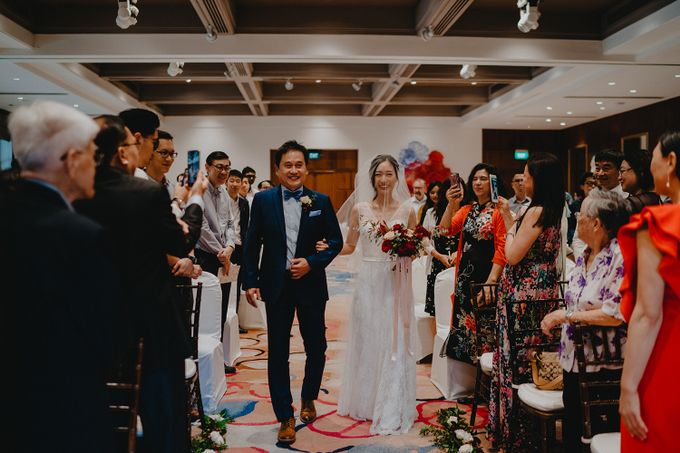 Wedding Day - Yu Jie & Ashley by Smittenpixels Photography - 007
