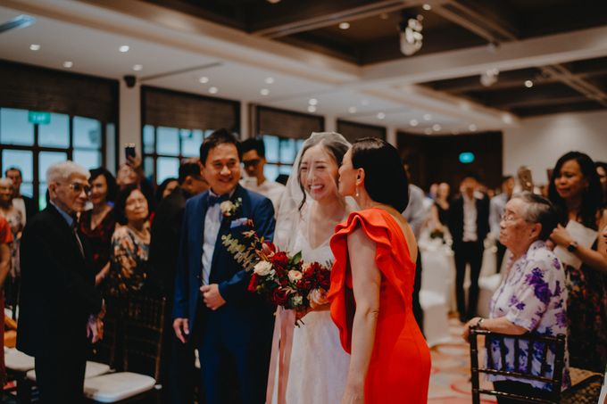 Wedding Day - Yu Jie & Ashley by Smittenpixels Photography - 008