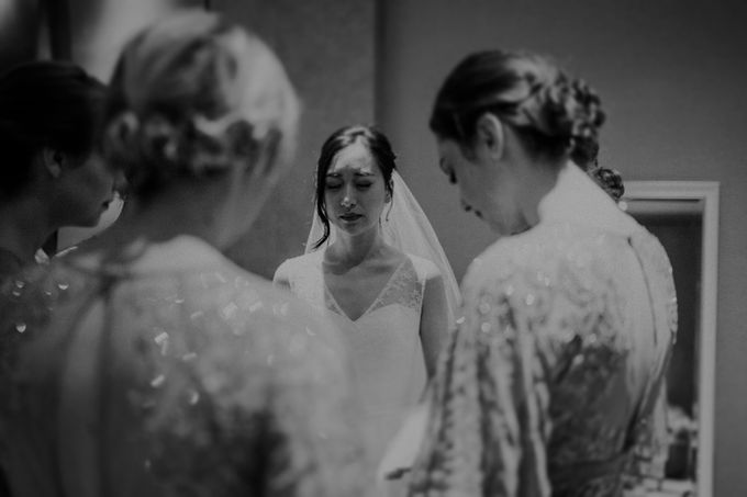 Wedding Day - Yu Jie & Ashley by Smittenpixels Photography - 002