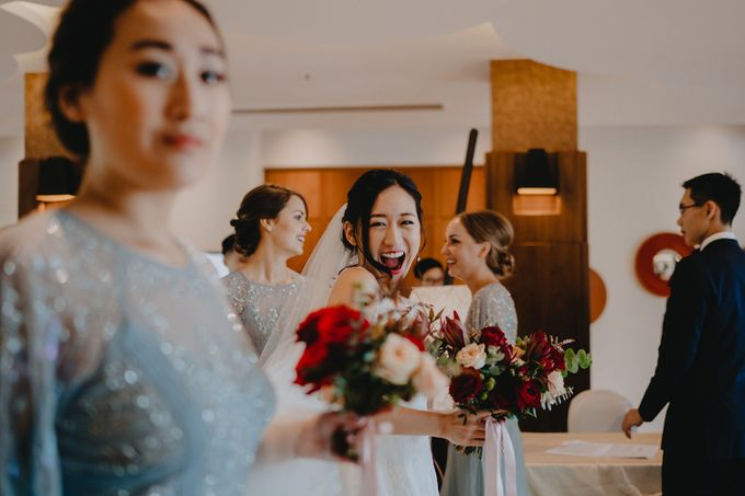 Wedding Day - Yu Jie & Ashley by Smittenpixels Photography - 015