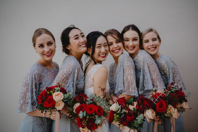 Wedding Day - Yu Jie & Ashley by Smittenpixels Photography - 001