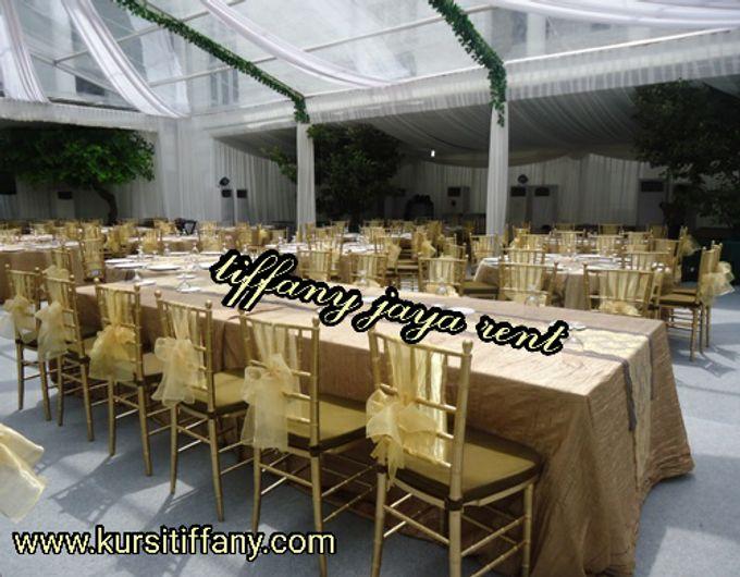 Tiffany Chair by TIFFANY JAYA RENT-KURSI TIFFANY - 049