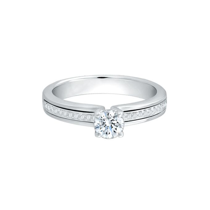 Engagement Ring by Frank & co. - 001
