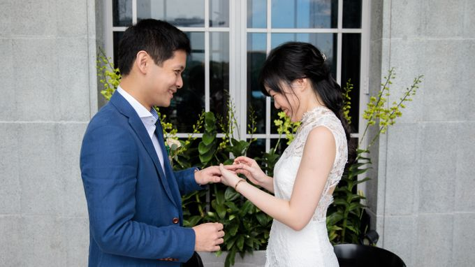 Rom Wedding by Jennis Wong Makeup - 008