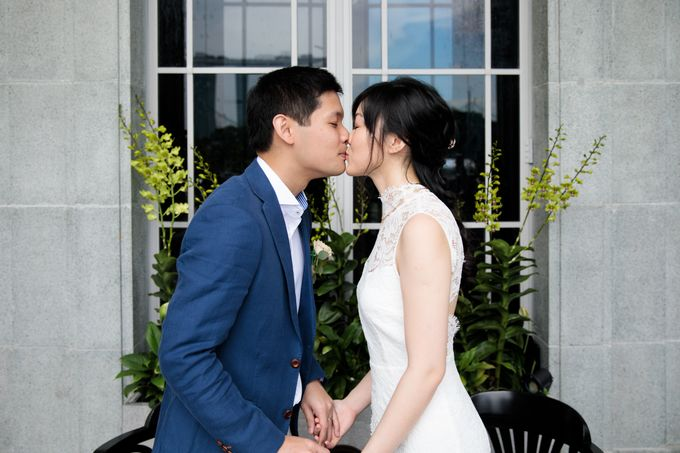 Rom Wedding by Jennis Wong Makeup - 009