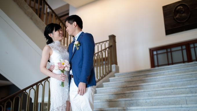 Rom Wedding by Jennis Wong Makeup - 005