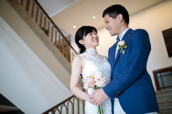 Rom Wedding by Jennis Wong Makeup - 006