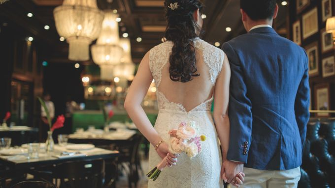 Rom Wedding by Jennis Wong Makeup - 011