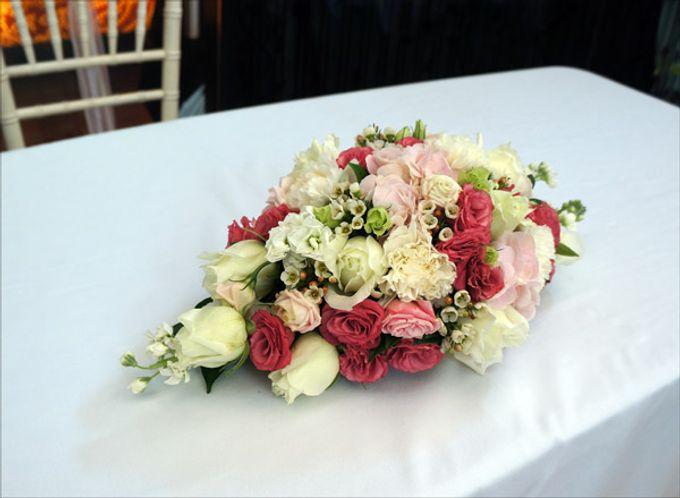 Wedding at Nosh Restaurant by The Olive 3 (S) Pte Ltd - 003