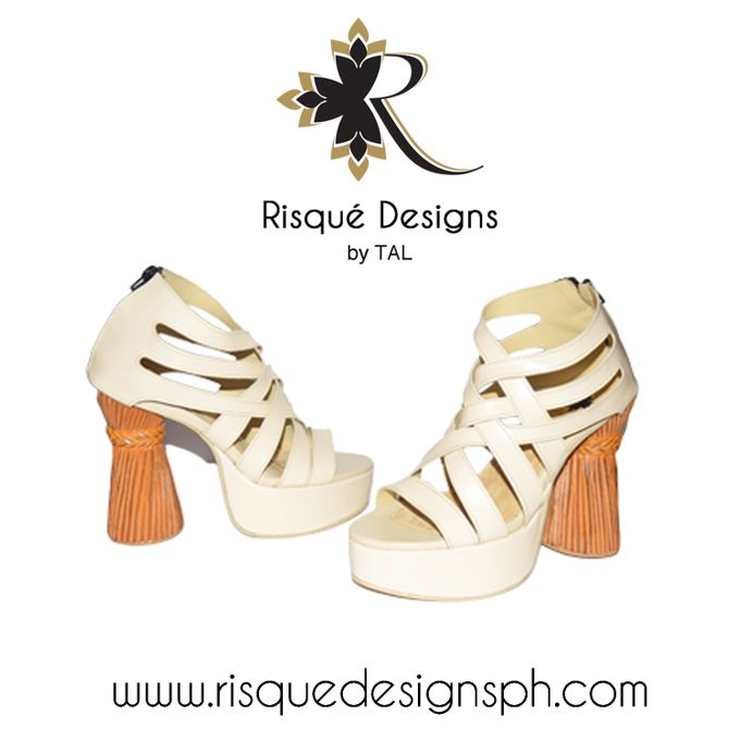 Customized Shoes by Risqué Designs - 011