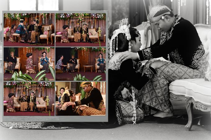 Pemberkatan Pernikahan Diza & Dani by Creative Fotografi - 028