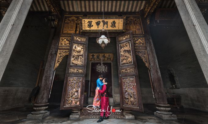 Pre Wedding & Couple Portraiture by Steven Yam Photography - 042