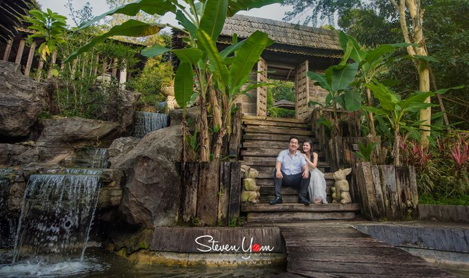 Pre Wedding & Couple Portraiture by Steven Yam Photography - 047