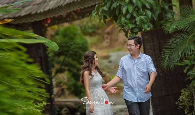 Pre Wedding & Couple Portraiture by Steven Yam Photography - 048
