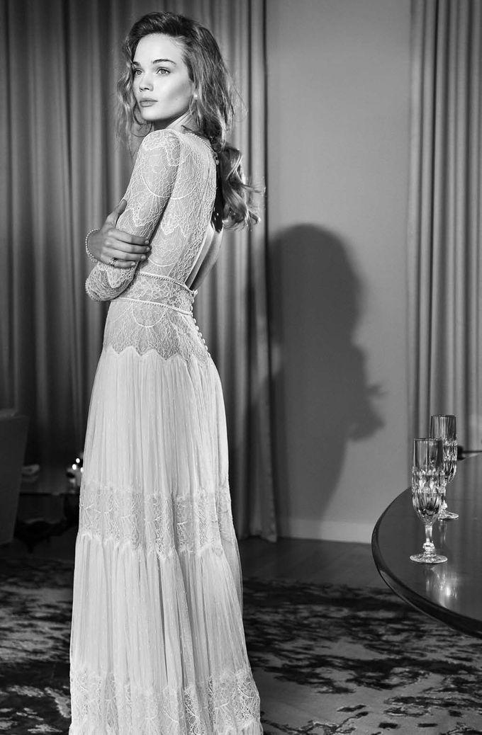 Lihi Hod Bridal by Dina Alonzi Bridal - 006