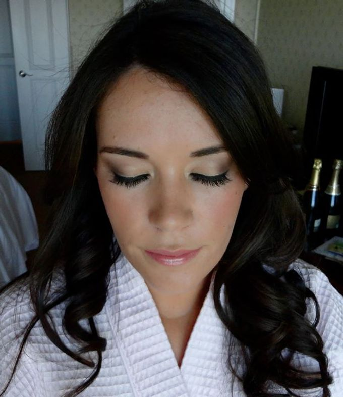 Beautiful Brides by Jessica Woods Makeup - 008
