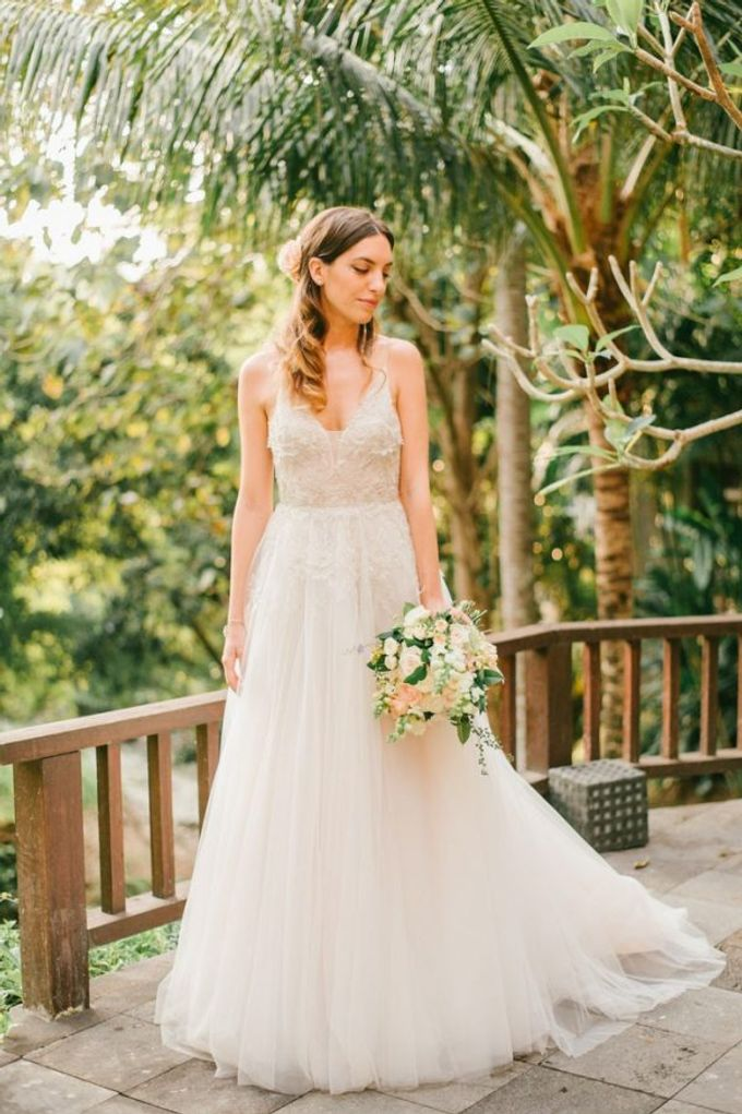 Sophisticated Jungle Wedding by Bloomz - 005