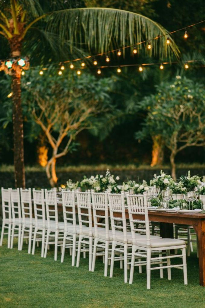 Sophisticated Jungle Wedding by Bloomz - 011