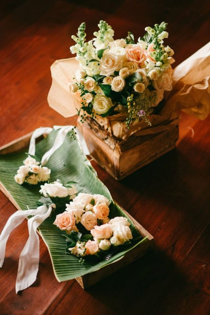 Sophisticated Jungle Wedding by Bloomz - 004