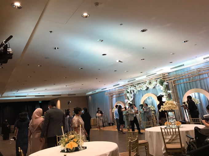 Wedding The Ritz Carlton by SOUNDSCAPE - BOSE Rental Audio Professional - 001