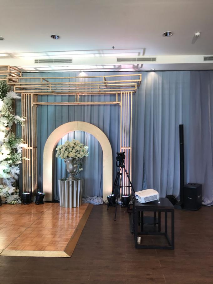 Wedding The Ritz Carlton by SOUNDSCAPE - BOSE Rental Audio Professional - 003