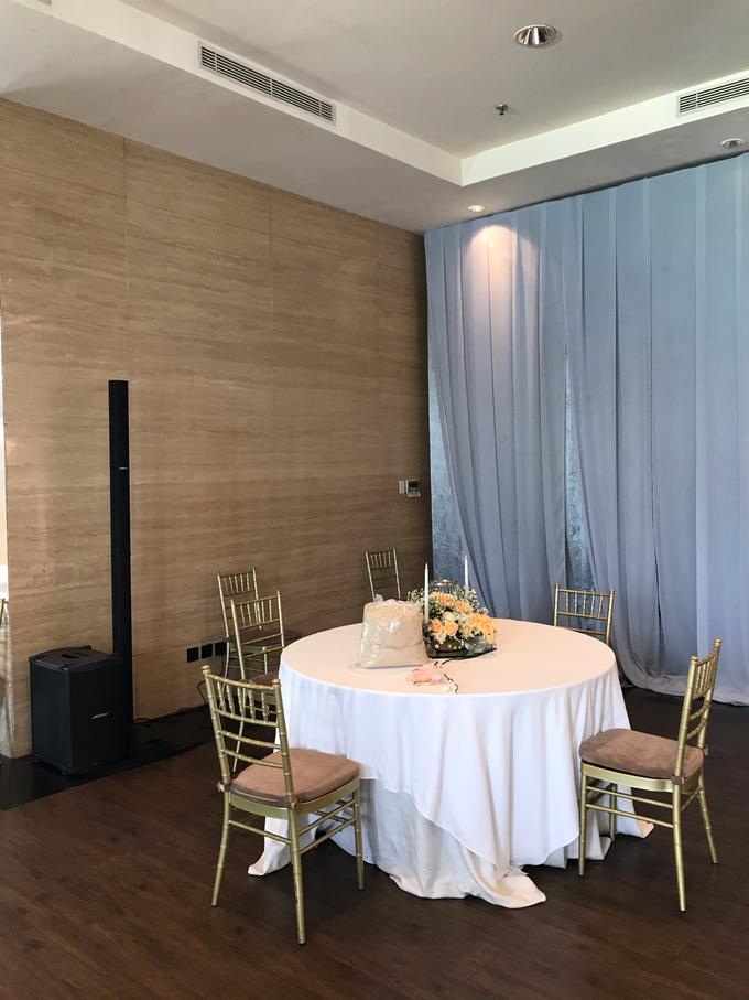 Wedding The Ritz Carlton by SOUNDSCAPE - BOSE Rental Audio Professional - 004