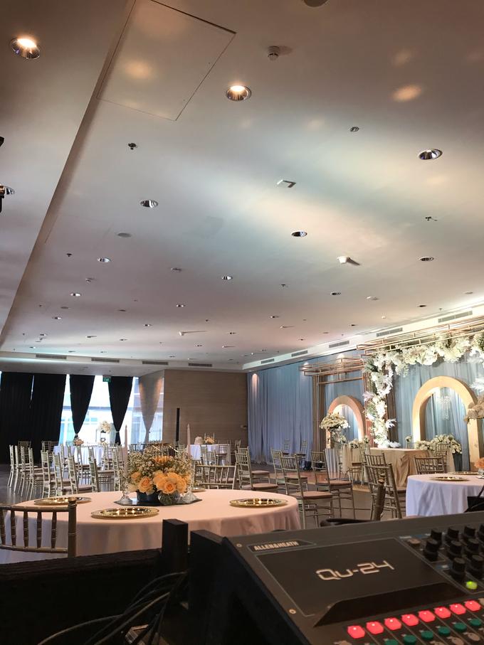 Wedding The Ritz Carlton by SOUNDSCAPE - BOSE Rental Audio Professional - 005