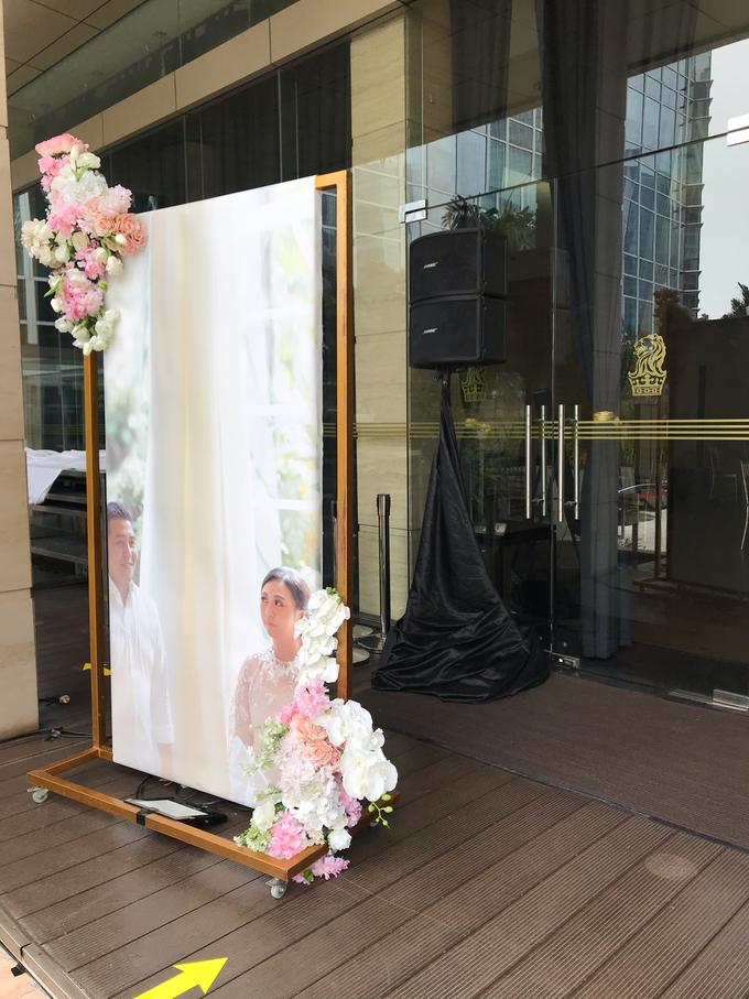 Wedding The Ritz Carlton by SOUNDSCAPE - BOSE Rental Audio Professional - 006