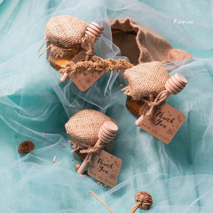 Wedding Souvenir - Honey in Jar Rustic by Kanoo Paper & Gift - 001