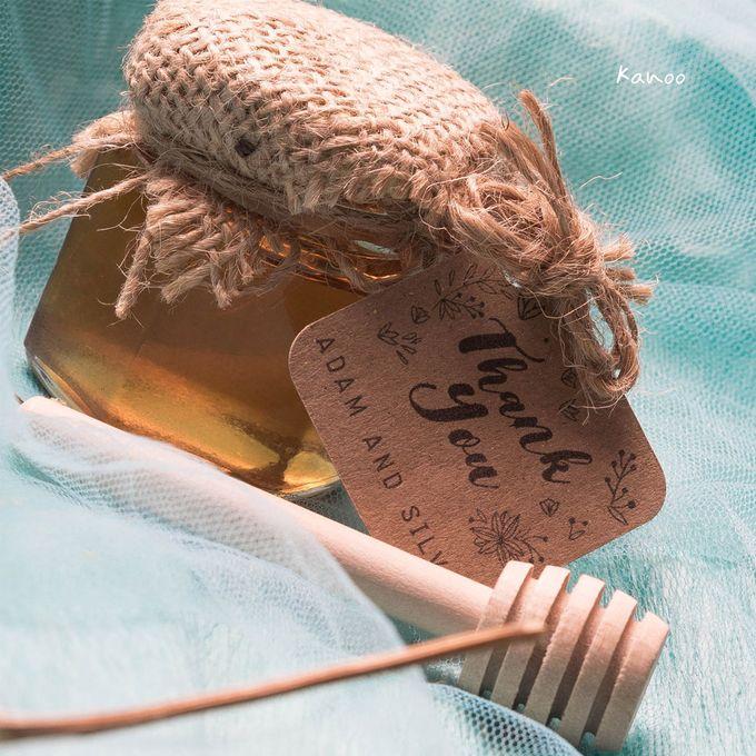 Wedding Souvenir - Honey in Jar Rustic by Kanoo Paper & Gift - 003