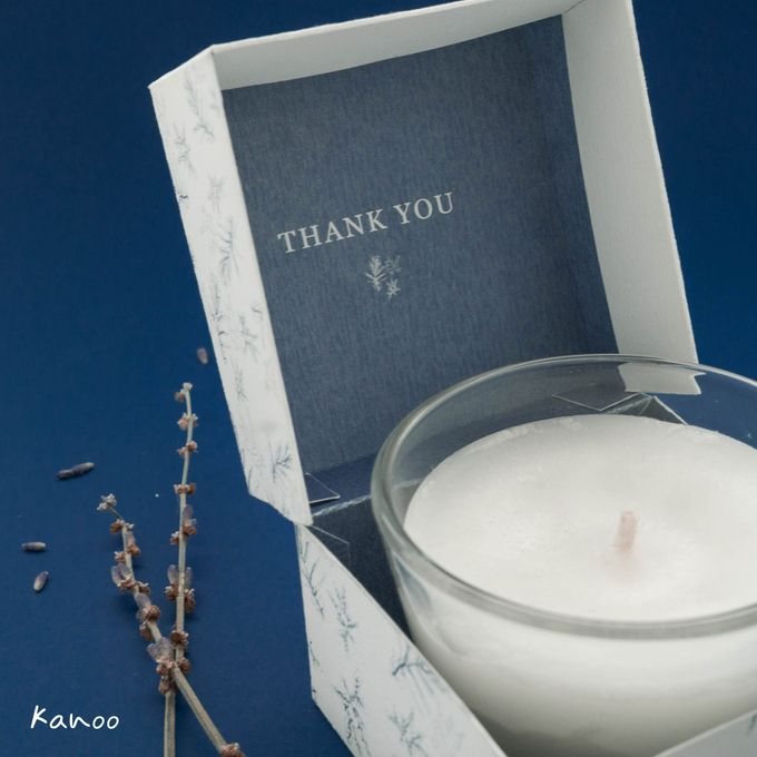 Wedding Souvenir - Candle by Kanoo Paper & Gift - 002