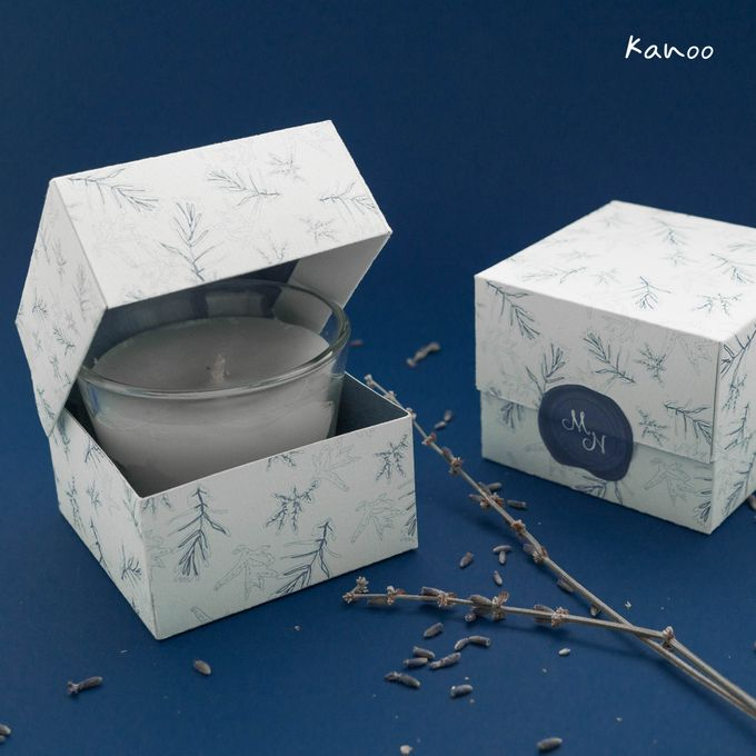 Wedding Souvenir - Candle by Kanoo Paper & Gift - 005