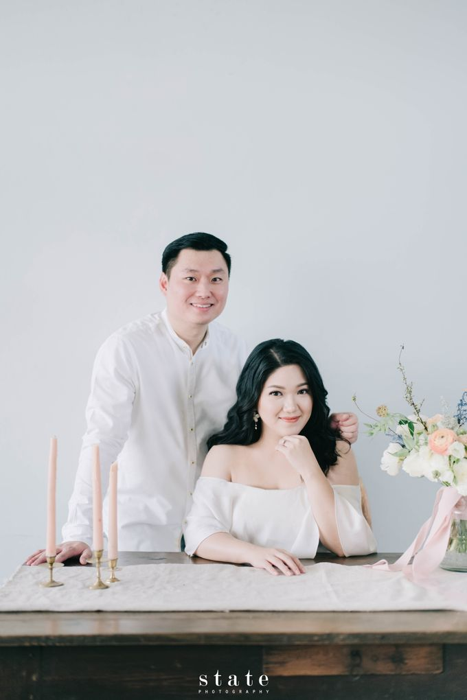 Prewedding - Teguh & Lidya by State Photography - 005