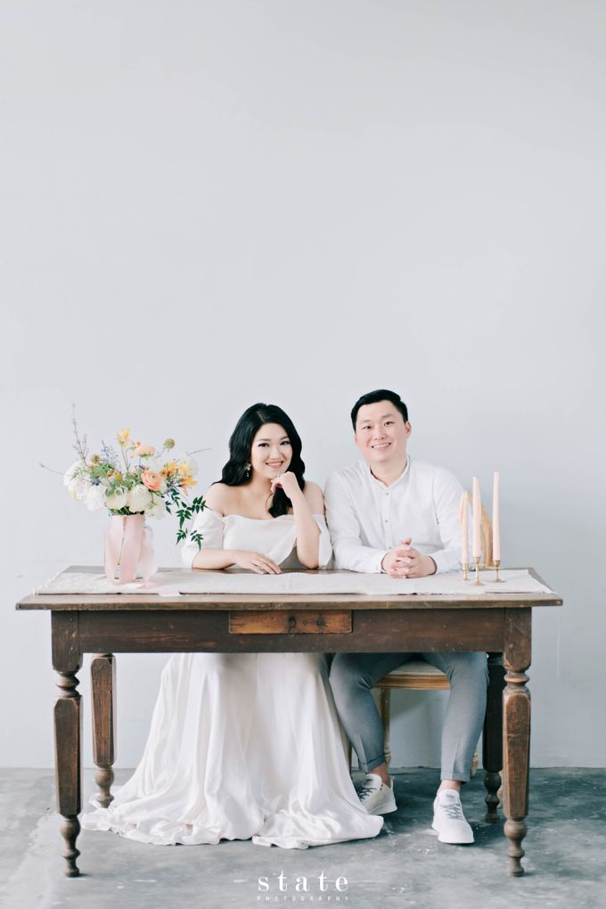 Prewedding - Teguh & Lidya by State Photography - 006
