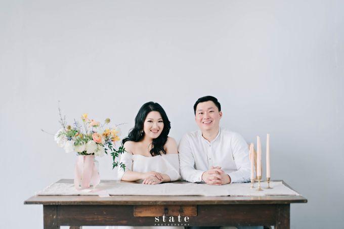 Prewedding - Teguh & Lidya by State Photography - 007