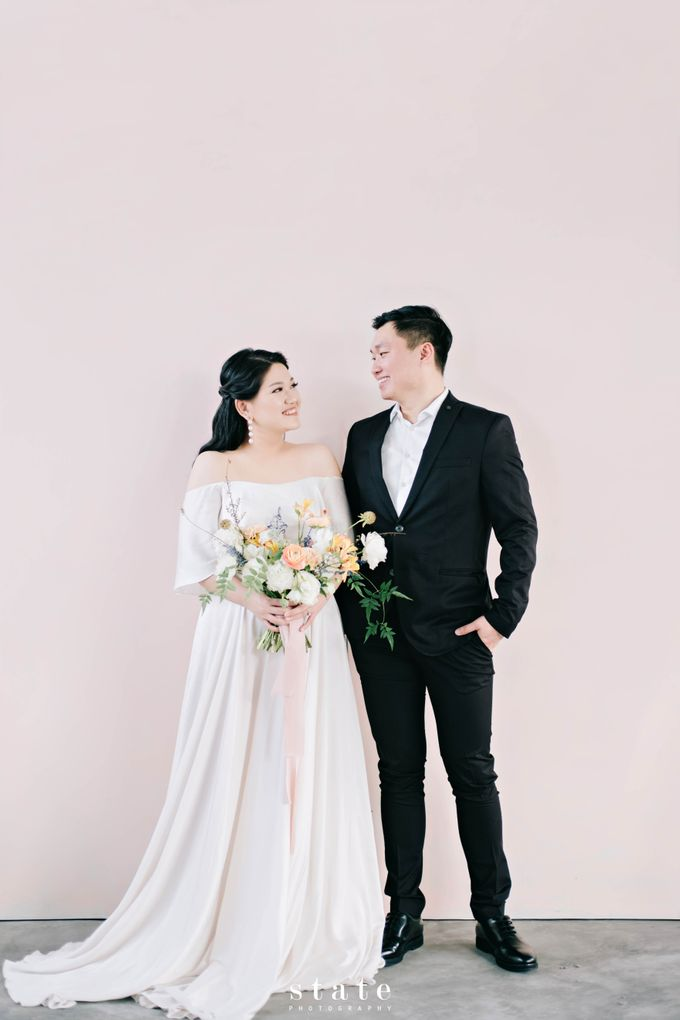 Prewedding - Teguh & Lidya by State Photography - 014